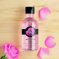 The Body Shop 250ml British Rose Shower Gel