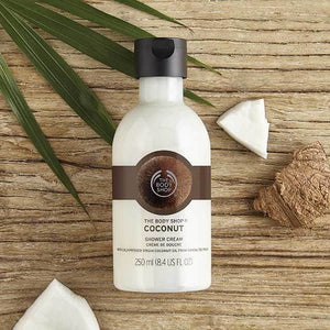 The Body Shop 250ml Coconut Shower Gel