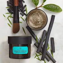 Load image into Gallery viewer, The Body Shop Himalayan charcoal Purifying Glow Mask