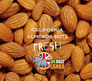 CALIFORNIA ALMOND NUTS