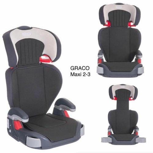 Graco Junior Maxi 2-3 Lightweight Highback Booster Car Seat