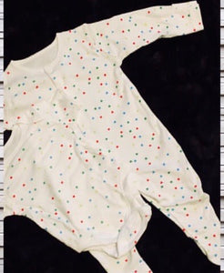 Asda GEORGE UK Newborn spotty set #59