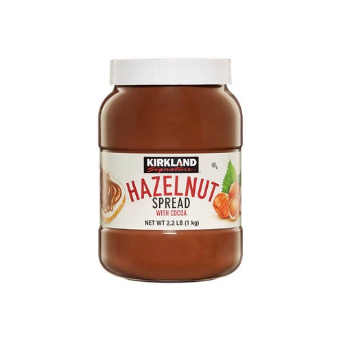 Chocolate Spread Kirkland UK original 1kg Bottle