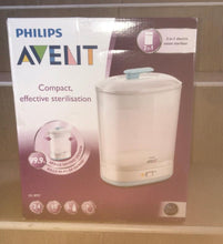 Load image into Gallery viewer, AVENT - 2 IN 1 Electric Steam Sterilizer