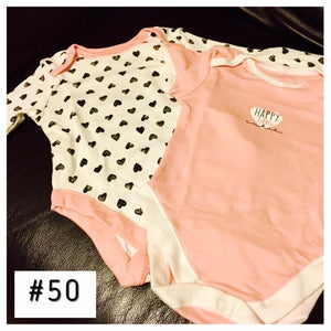 Asda GEORGE UK Bodysuits set #50