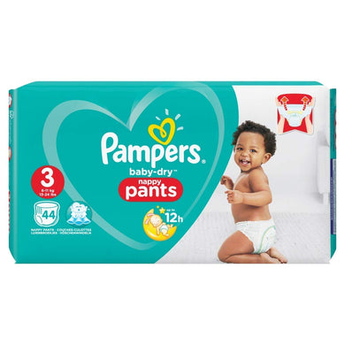 Pampers Baby-Dry Size 3 Pants (6-11kg)