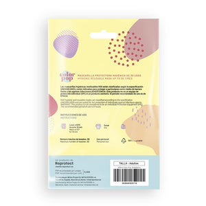 Mascarilla R30 Color Pop - Lavender
