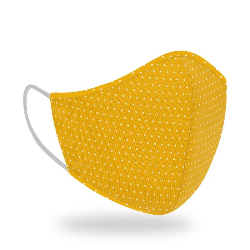 R40 Dots Yellow