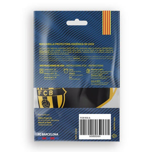 Mascarilla R30 FC Barcelona - Monochrome Yellow