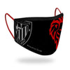 Mascarilla R30 Athletic Club - Black Fearless