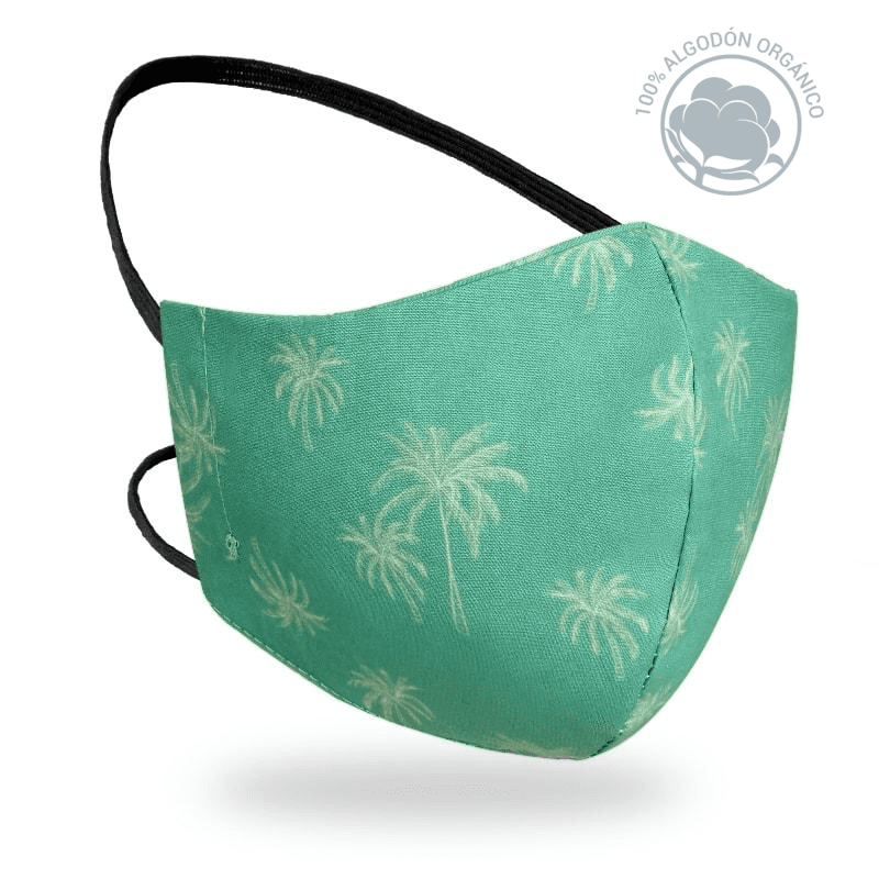 Mascarilla R40 Print Edition - Palms