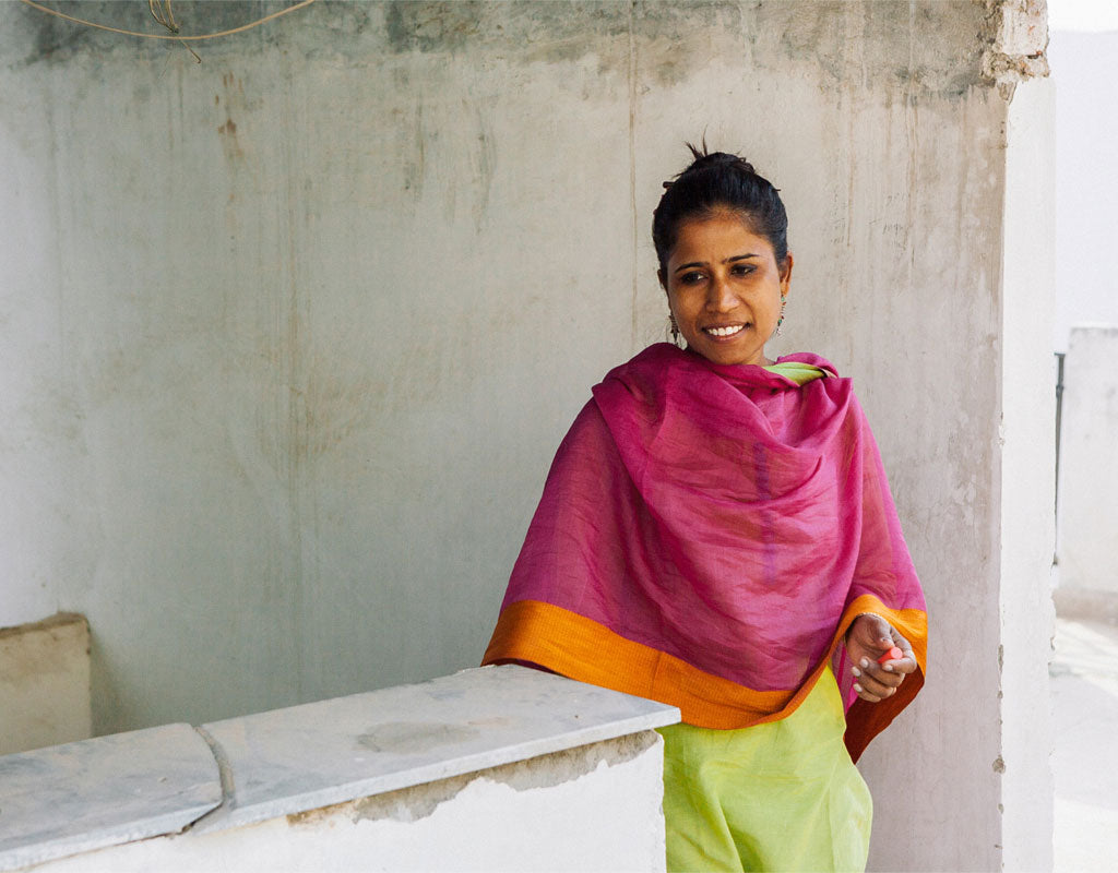 Usha Prajapati: Founder of Samoolam collective, Home & Tour, New Delhi
