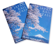 Load image into Gallery viewer, Japan Rail Pass
