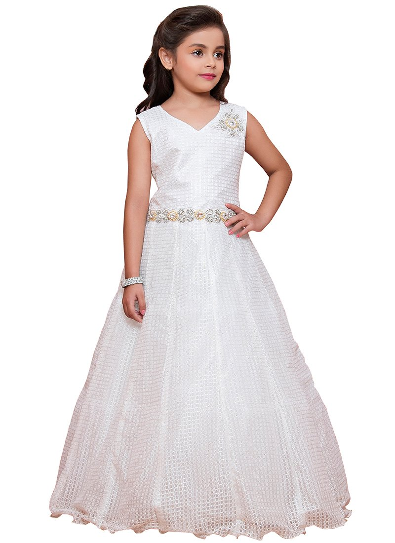 Off White Kids Gown