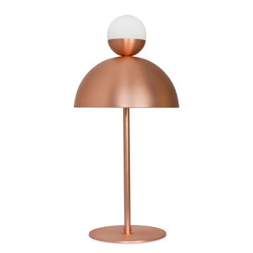 GUARDA CHUVA lampshade brushed copper matte