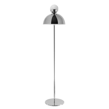 GUARDA CHUVA II column chrome-plated brass
