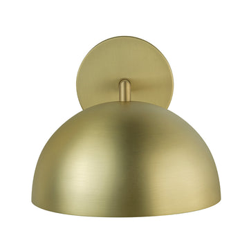 Wall light OCA matte brushed brass