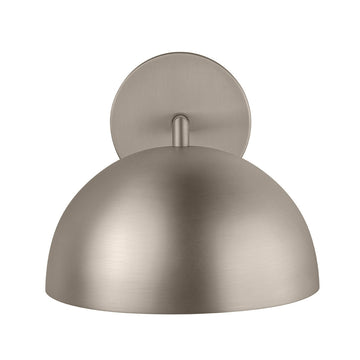 Wall light OCA matte nickel brass