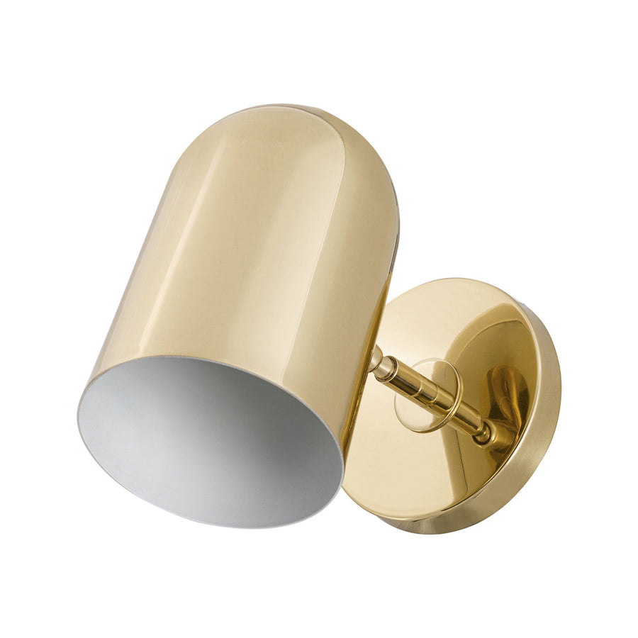 Wall light PASSARINHO polished brass
