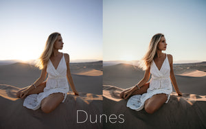 *NEW* The Desert Collection - 8 Mobile Presets