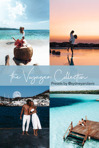 The Voyager Collection - 16 Desktop Presets