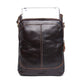 Genuine Leather Shoulder Bag Men