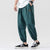 Casual  Harem Pants Men Jogger