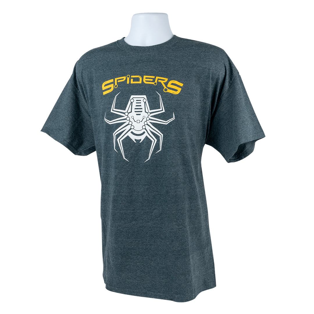 Spiders Grey T-Shirt