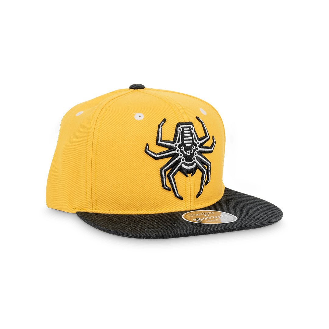 Spiders Yellow Hat