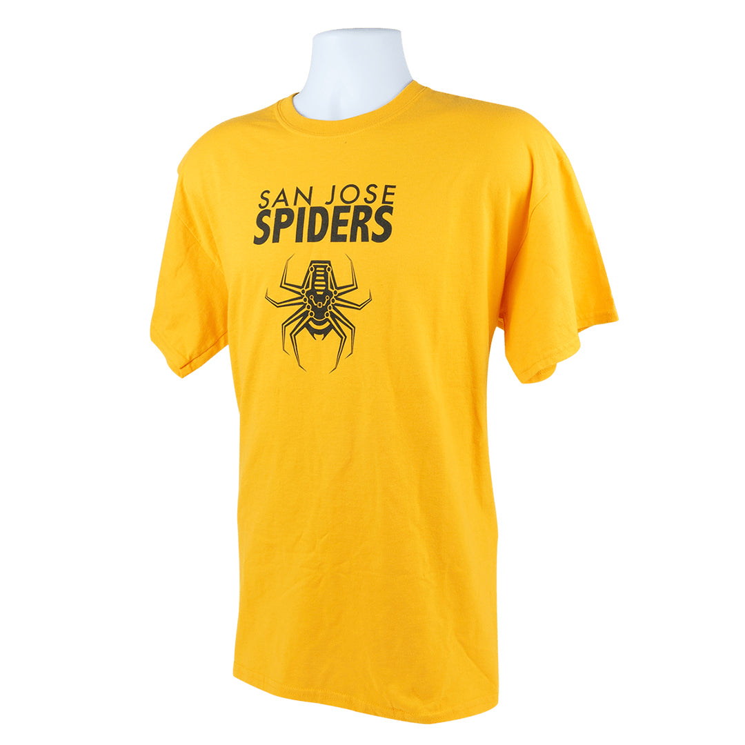 Spiders Yellow T-Shirt