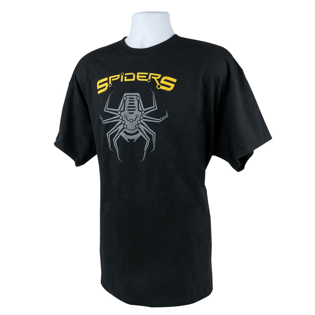 Spiders Black T-Shirt