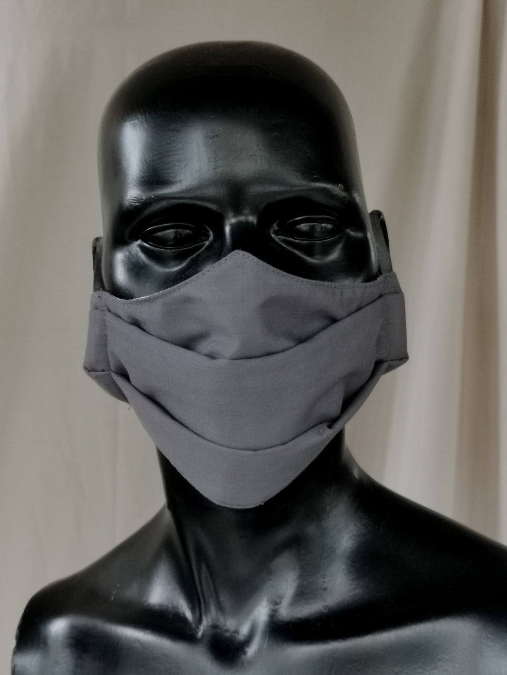 402 TYPE 1 Face mask - Mid Grey, Adult Med Only