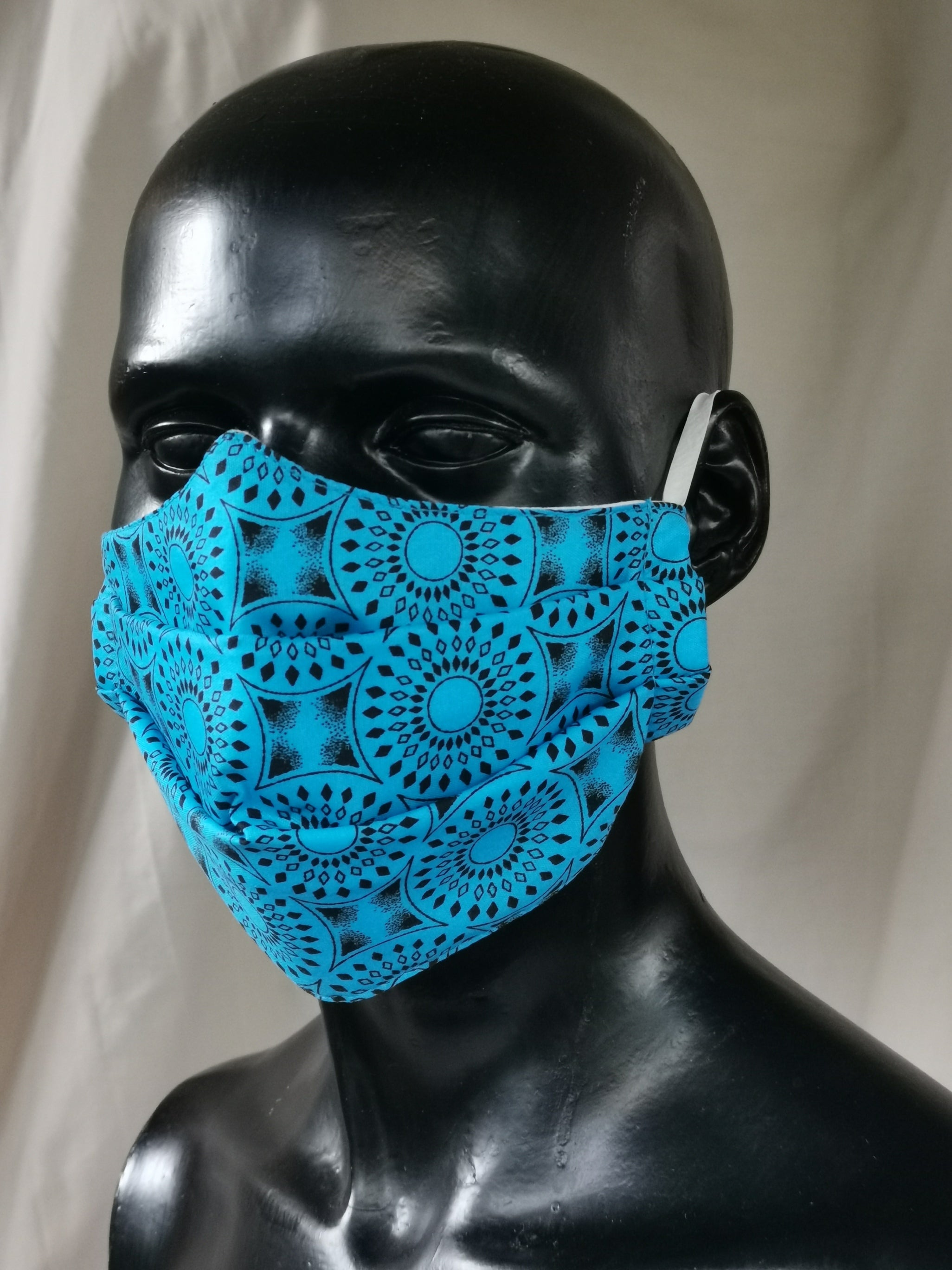402 TYPE 1 Face mask - New Turk, Kids(S) and Adult Med