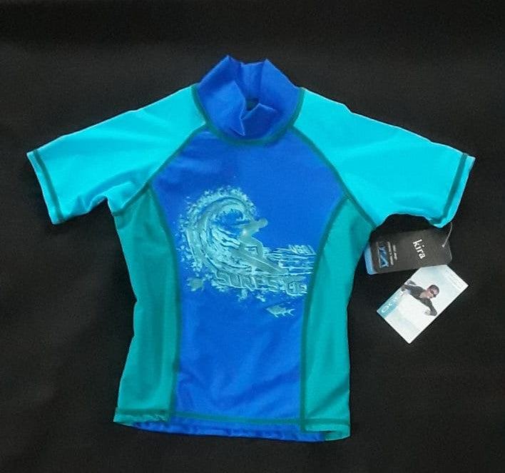 651 SurfsUp Toddler Rash Vest-CLEARANCE - END OF RANGE