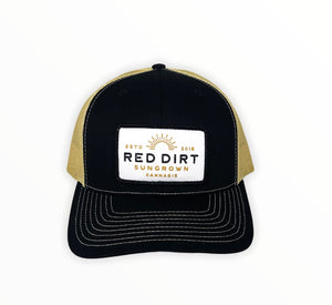 Trucker Black / Gold
