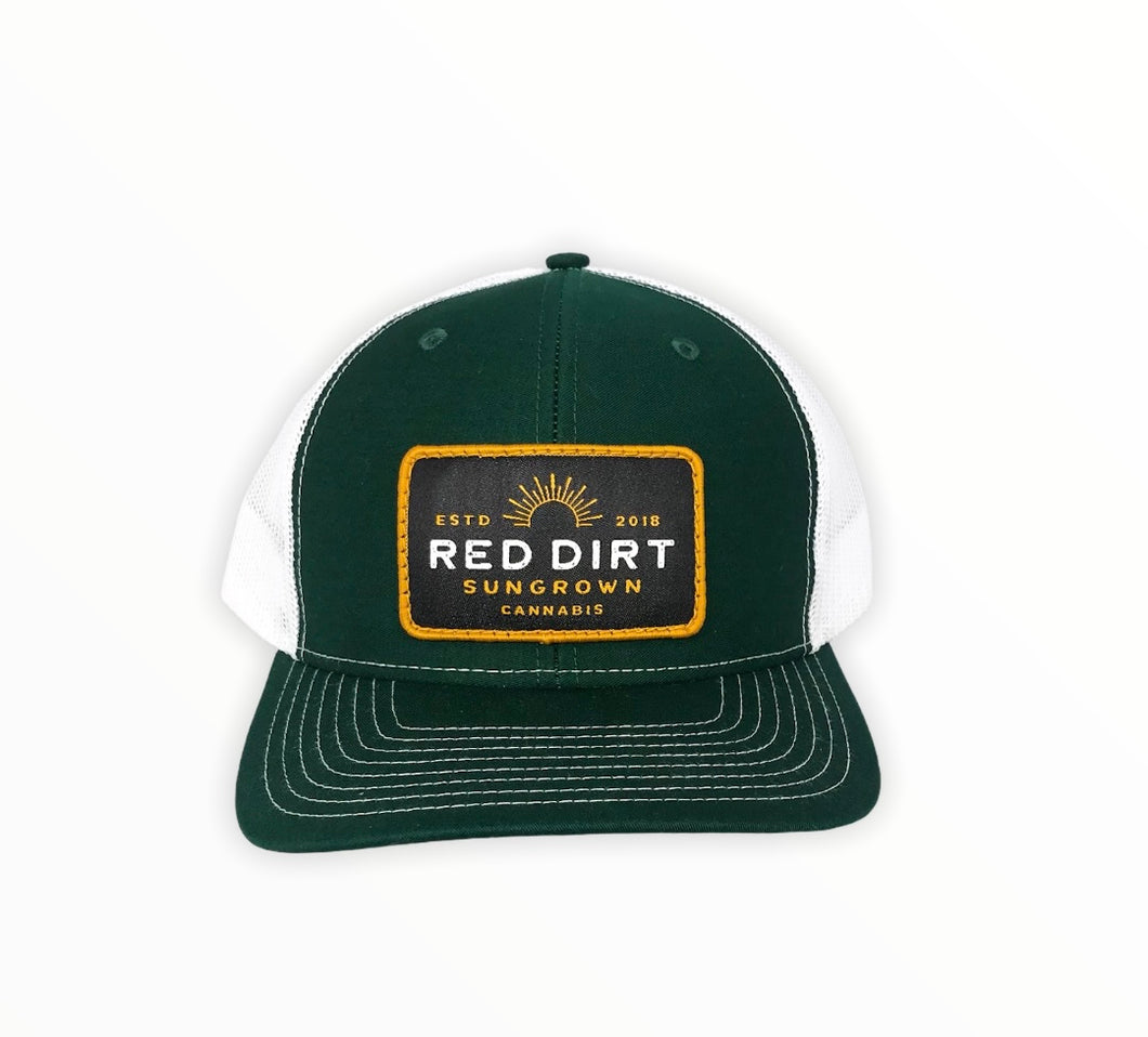 Trucker Dark Green