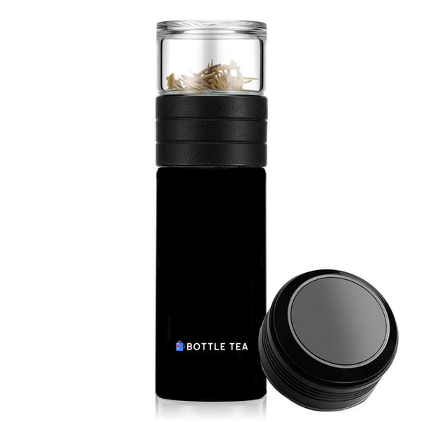2 IN 1 BOTTLE - Smart Bottle  - bottle BOTTLE TEA - Bottle Tea Bottle Tea - Bottle Tea