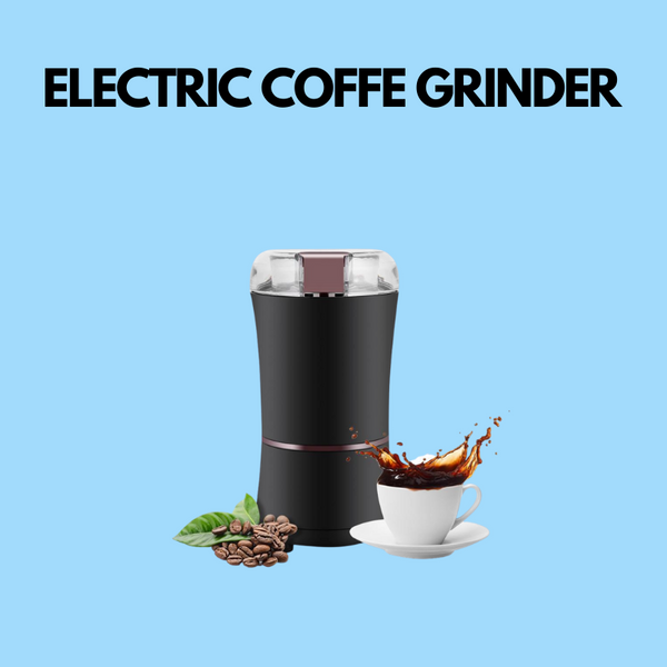 ELECTRIC COFFEE GRINDER - Smart Bottle  - bottle BOTTLE TEA - Bottle Tea Bottle Tea - Bottle Tea