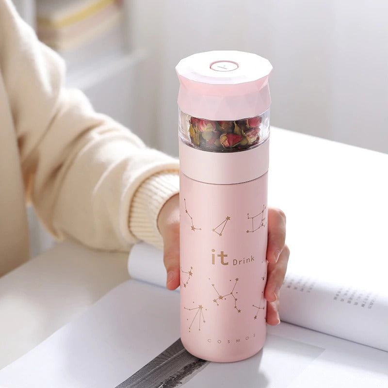 COSMOS BOTTLE - Smart Bottle  - bottle BOTTLE TEA - Bottle Tea Bottle Tea - Bottle Tea