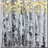 Golden Canopy Oil Painting™