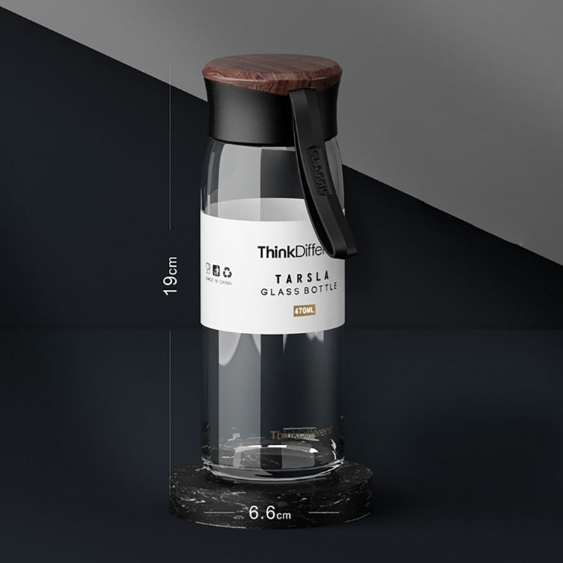 GLASS - Smart Bottle  - bottle Bottle Tea - Bottle Tea Bottle Tea - Bottle Tea