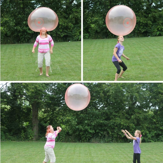 Water-Filled Bubble Ball (BUY 3 GET 10% OFF)