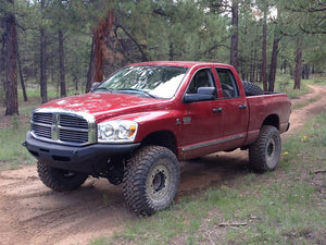 "Dodge 2006-2009 Third Generation ""A-Bomb"" Bumper"