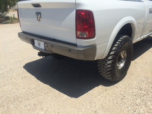 "Dodge Fourth Generation 2010-present ""Miss Piggy"" Offroad Rear Bumper"