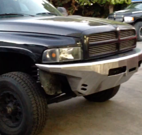 Dodge Ram 2nd Generation Offroad Bumper