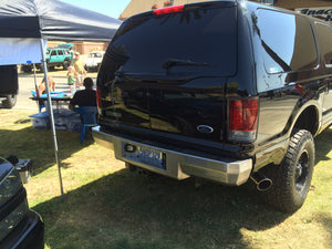 Ford 1999-2005 Excursion Rear Bumper