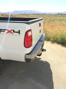 Ford 2011-2016 F250 F350 Super Duty Truck Rear Bumper