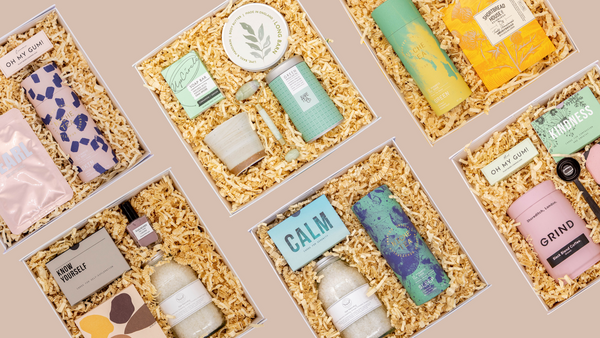 Aesthetically pleasing gift boxes for women