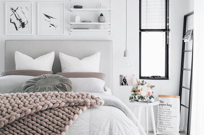 EASY WAYS TO COZY YOUR HOME - 'TIS THE SEASON TO GET COMFY