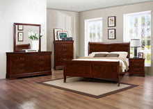 Load image into Gallery viewer, BEDROOM -  MAYVILLE COLLECTION (BED + MIRROR + DRESSER)